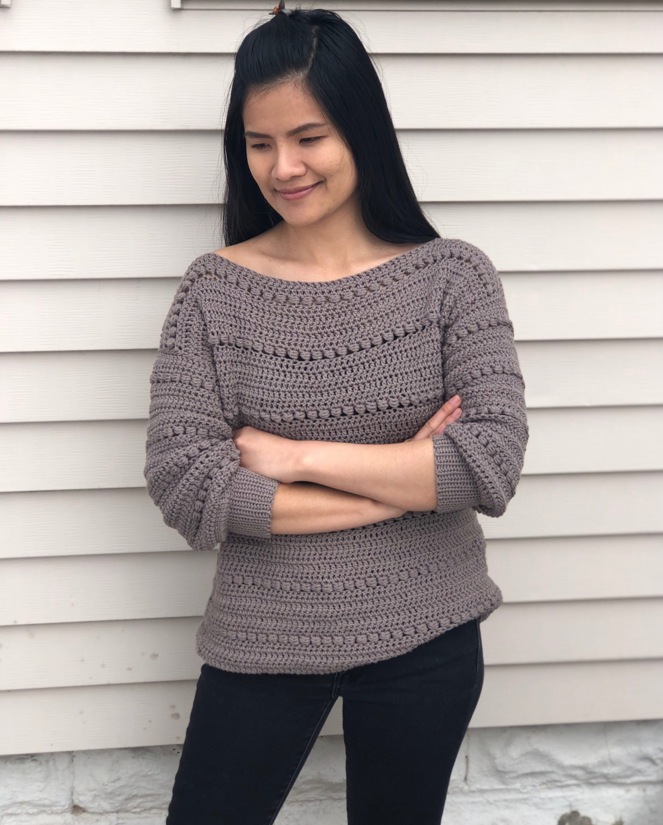 4f8755dc373e This is a perfect lightweight sweater for spring and fall