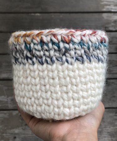 center single crochet
