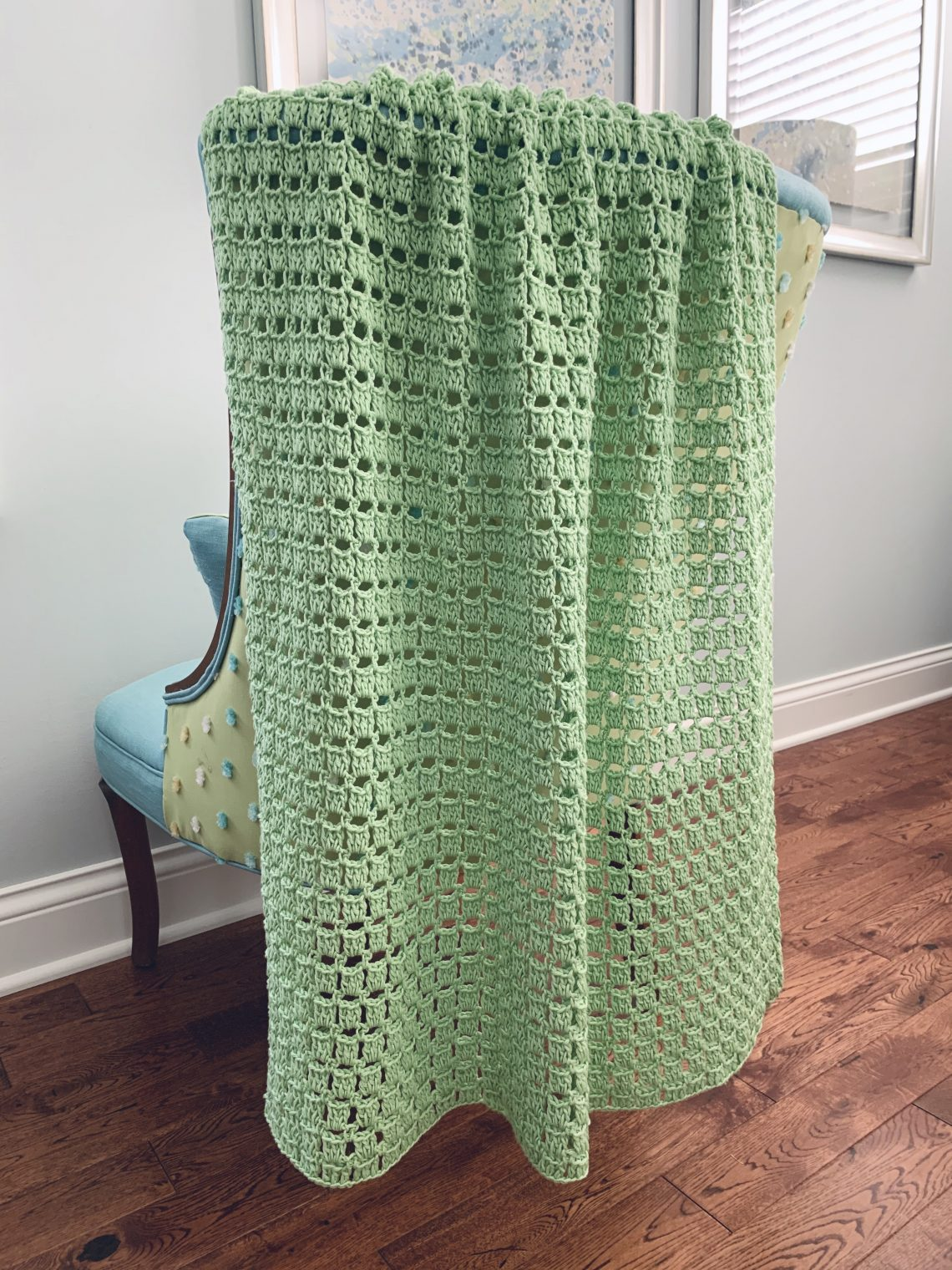 Crochet Baby Blanket Free Pattern Knitcroaddict