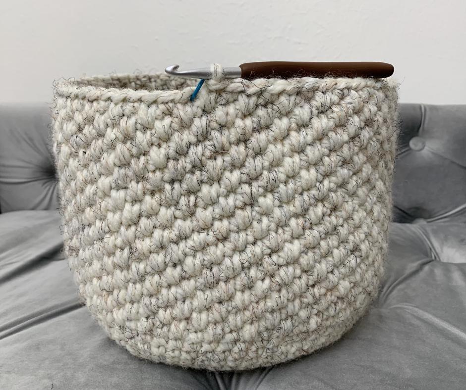 crochet basket bag crochet bag tutorial beginning to make the straps