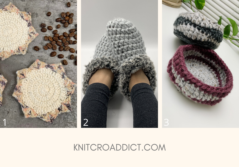 more options for crochet gift ideas